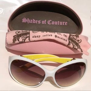 """Juicy Couture """"Shades of Couture"""" sunglasses 🕶"""
